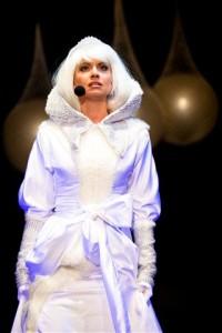 Mariana Ďurianová ako Snehová Kráľovná